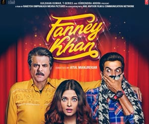 indian cinema and fanney khan image