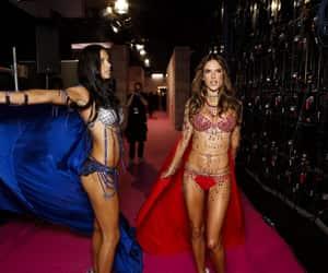 Adriana Lima, models, and supermodels image