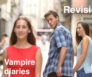 memes and the vampire diaries image