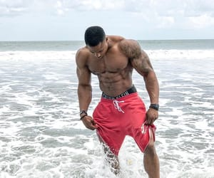 abs, beach, and CK image