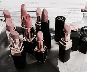 brands, lipstick, and makeup image