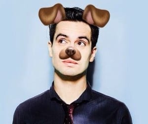 brendon urie and beebo image