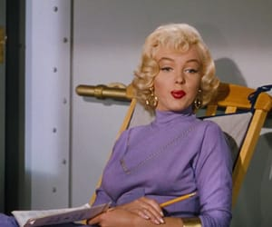 Marilyn Monroe, movie, and tv show image