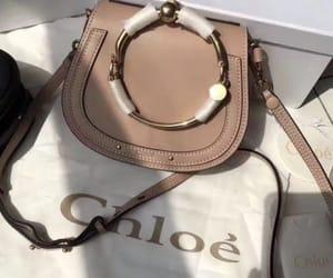 bag, brand, and brown image