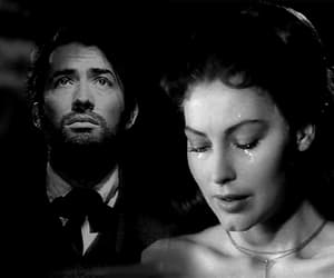 ava gardner, gif, and gregory peck image