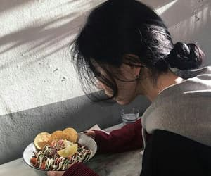 aesthetic, food, and ulzzang image