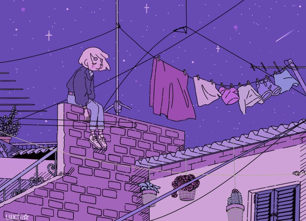74 Images About Purple Aesthetics On We Heart It See More About