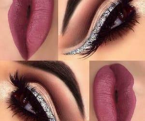 blend, eyeshadow, and makeup image