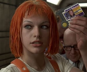 Milla Jovovich, 90s, and movie image