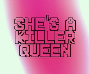 aesthetic, Freddie Mercury, and album image