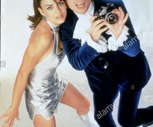 1990s, Elizabeth Hurley, and austin powers image