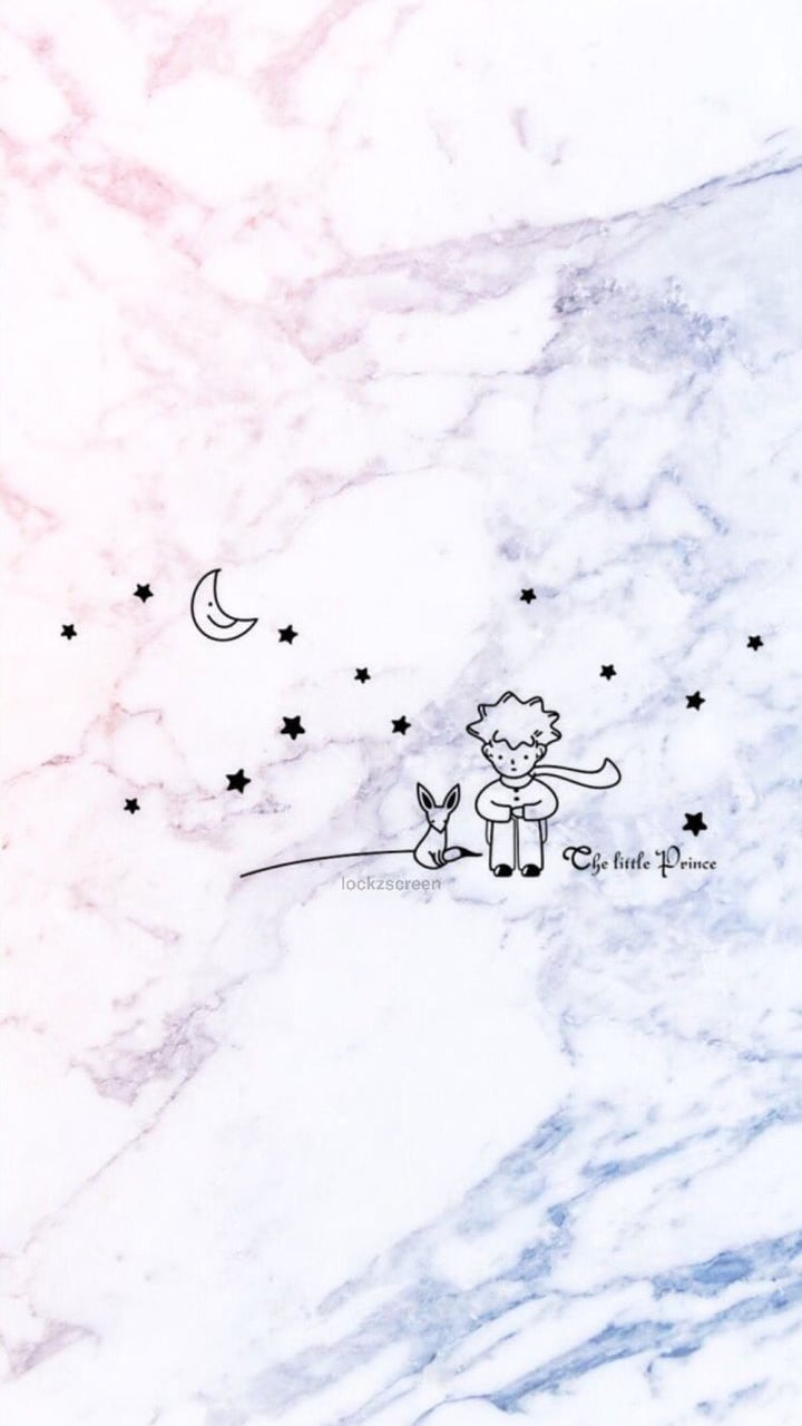 Lockscreen Wallpaper The Little Prince Discovered By Vickye