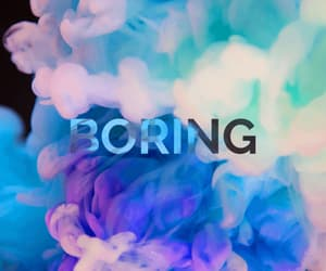 boring, life, and smile image