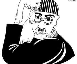 art, caricatura, and caricature image