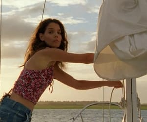 dawsons creek, Katie Holmes, and joey potter image