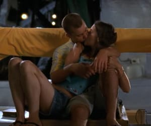 dawsons creek and joey and pacey image