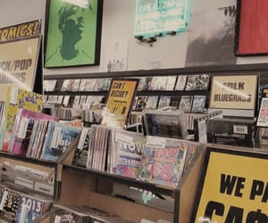 aesthetic, cds, and records image
