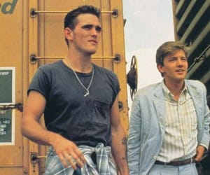 1980s, the outsiders, and handsome image
