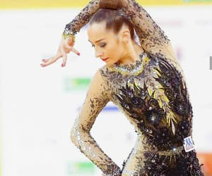 rhythmic gymnastics and halkina image