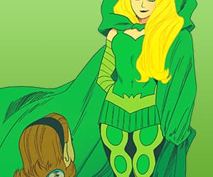 Marvel, enchantress, and Amora image