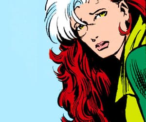 anna marie raven, x-men, and Marvel image