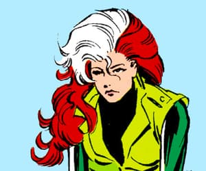 anna marie raven, Marvel, and Rogue image