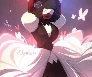 garnet, love, and steven universe image