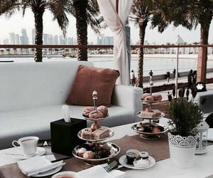 food, luxury, and summer image