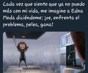 Edna, los increibles, and pelea image