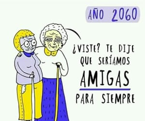 amigas, de oro, and for ever? image