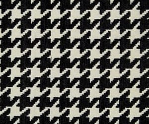 chic, wallpapers, and houndstooth check image