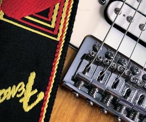 fender, Strat, and Stratocaster image