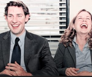 couple, the office, and jim image
