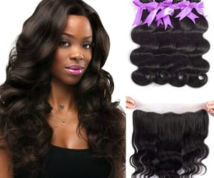 hair, wigs, and brazilian body wave image