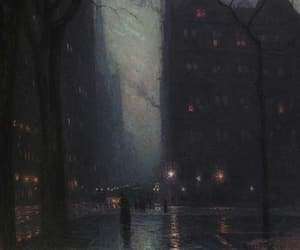 art, painting, and lowell birge harrison image