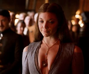 gif, Natalie Dormer, and game of thrones image