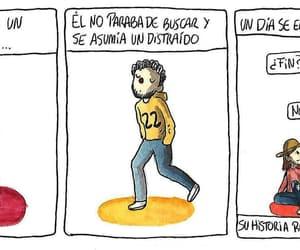 amor, comic, and destino image