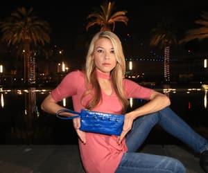 california, light show, and fashion image