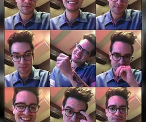 brendon urie, live, and panic! at the disco image