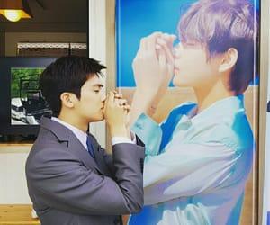taehyung, idol, and kpop image