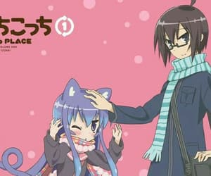 anime, acchi kocchi, and kawaii image