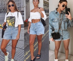 outfits, style, and summer image