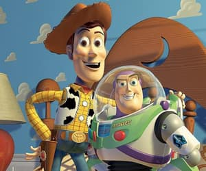 disney, toy story, and pixar image