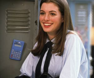 Anne Hathaway, movie, and the princess diaries image
