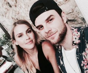 The Originals, claire holt, and nathaniel buzolic image