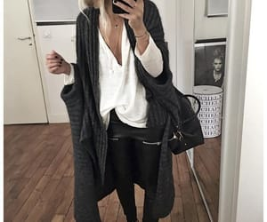 fashion, outfits, and winter image