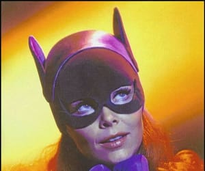 batgirl, classic tv, and yvonne craig image