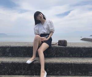 girl, tanakamei, and たなかめい image