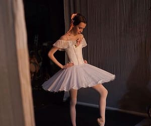 bailarina, ballet, and show image