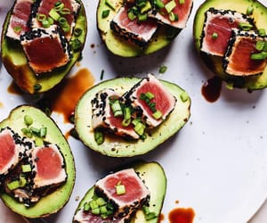 avocado, beautiful, and brunch image